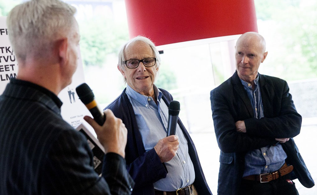 Ken Loach a Paul Laverty